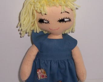 Patches Doll for Toddlers