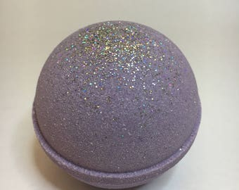 Her Holographic Majesty Bath Bomb (Biodegradable Glitter!)