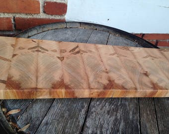 End Grain Spalted Maple Charcuterie Board