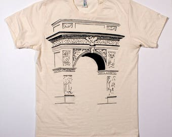 Shadow of Washington Square Arch shirt