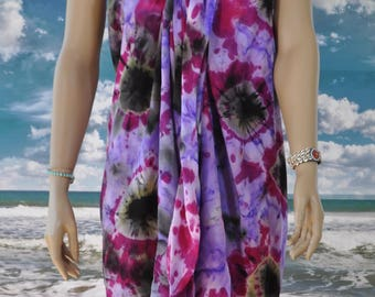 Tye Dyed Sarong/Pareo
