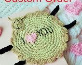 Custom order for gweeds18