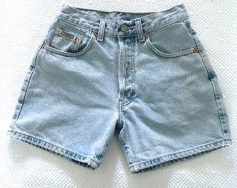 Vintage Calvin Klein Jean Shorts, CK Jean Shorts, Jean Shorts, High Waisted Jean Shorts, Shorts, CK Jeans, Calvin Klein Jorts, Jeans