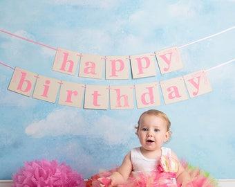 Birthday  Outfit | Birthday Tutu | Baby Girls Birthday Dress