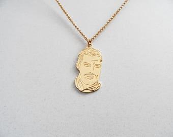 Freddie Mercury necklace