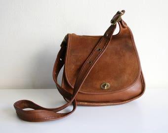 70s Coach Bonnie Cashin Berkeley Saddle Bag