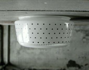 Vintage Milk Glass Light Shade