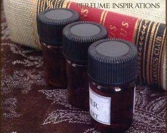 CHANTRY KNIGHT 2ml Perfume Oil / Vegan perfume oil / Fantasy inspired Handcrafted perfume oil
