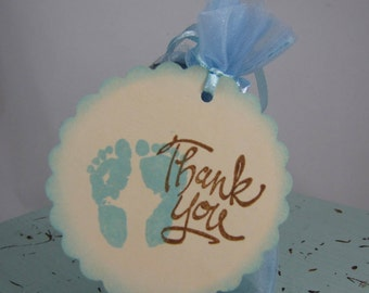 Baby Shower Gift Tags. Baby Boy Shower Favor Tags. Thank You Gift Tags for Favors. Baby Boy Shower. Favor Tags for Boy Baby Shower.