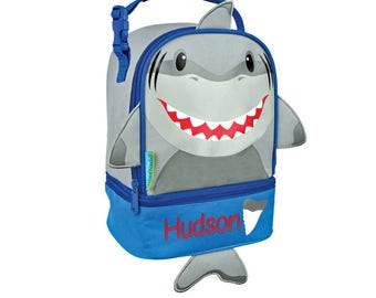 Personalized 3D Shark Lunch Pal by Stephen Joseph