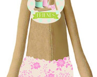 Tilda Circus Pre-Made Giraffe Doll for Dressing in the United States