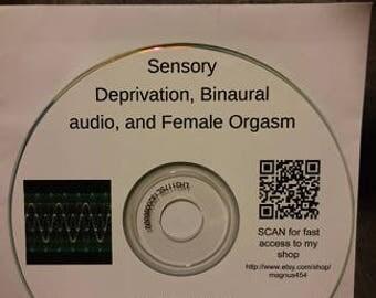 Sensory deprivation/Modification CD