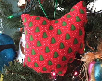 Ohio Ornament in Christmas Tree print | Free Shipping :)
