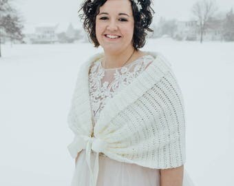 Lace Bridal Bolero, Ivory Wedding Shrug, Crochet Lace Bolero Jacket, Wedding Ivory Bolero, Crochet Bridal Shrug, Bolero Jacket, Bridal Shawl