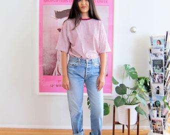 Vintage Levis 501 - Levis 501 30 - Transitional Levis 501 Jeans - Boyfriend Jeans - Faded Levis - Levis 31 Waist - Baggy Levis - 80s Denim G