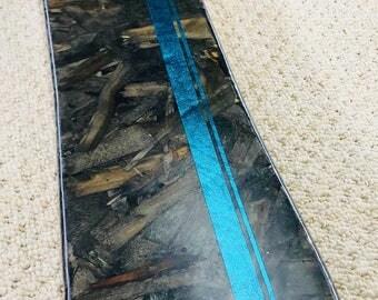 Reclaimed wood Snowboard wall hanger/coat rack