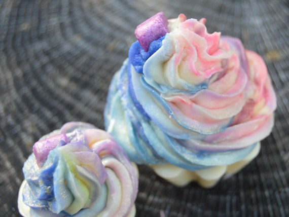 Cupcake Soap in Margarita