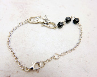 Pet bracelet, cat bracelet, pet jewelry