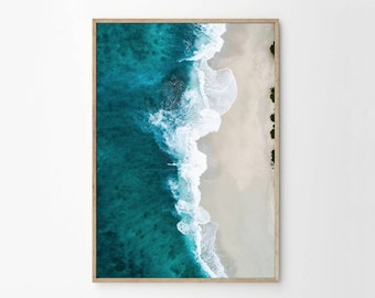 37 Sea and Beach Inspired Living Rooms - DigsDigs  |Beach Inspired Art