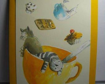 Cat Mischief 8-Card Box