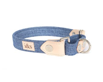 Dog Collar - Martingale - The Maxwell
