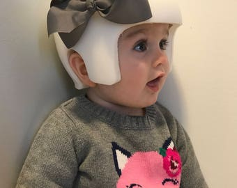 Plagiocephaly Helmet Etsy - Baby helmet decalspersonalized cranial band fairy decals just tinkering