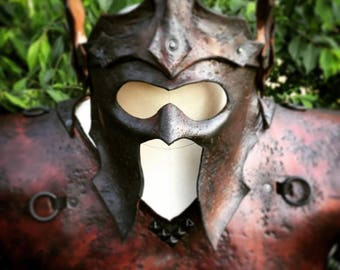 Leather Viking Chieftain Armor