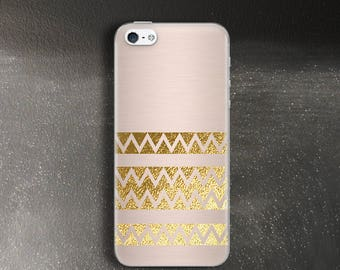 Case pastel iPhone 5 Case rose gold for iPhone SE Case for iPhone 5s Case pink for iPhone 5c Case for iPhone 4 Case gold chevron