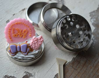Mini Cupcake Grinder