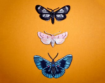 Special package of three Butterfly Ties   No. 3, No. 4 & No. 5 (only 3 available)