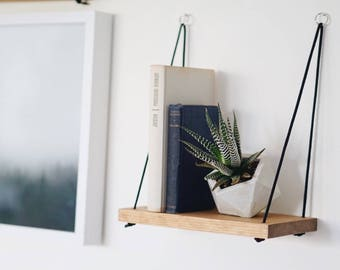 PETIT Shelf / Hanging Shelf / Floating Shelf / Swing Shelf