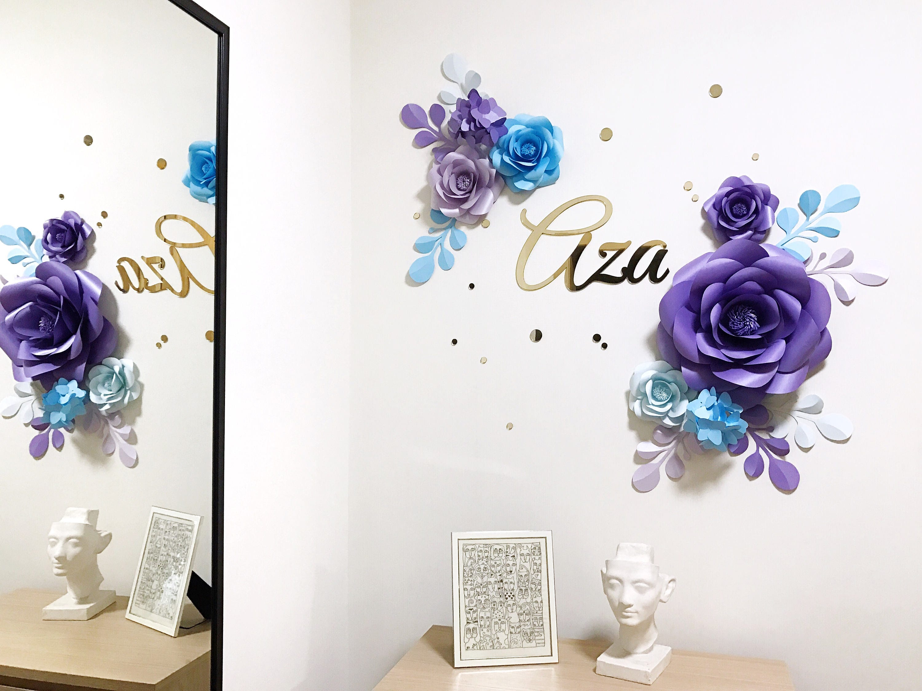 decor inside rose decals brilliant accents x flowers art of flower wall decors most up ideas decorations bathroom decal date to