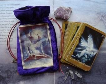 Moonlight Wish Tarot Card Bag