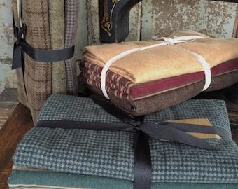 Fabric: Bundle 3 piece - 1 YD cuts (Flannel)
