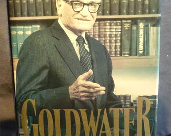 Barry Goldwaterwith Jack Casserly