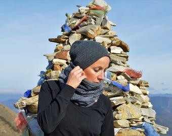 neckwarmer,women accessories,fleece neckwarmer,gift for her,cowl,scarf,scarves