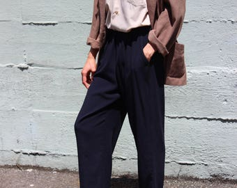 lightweight blazer brown jacket size 22 XXL OS