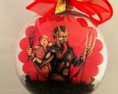 Krampus German Christmas Devil Legend Ornament - Unique Gift!