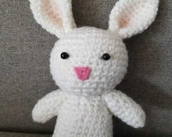 Cute Crochet Rabbit
