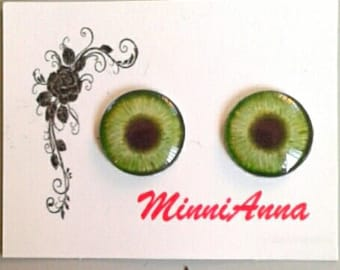 1 pair of EYE GLASS chips to customize your Blythe doll.
