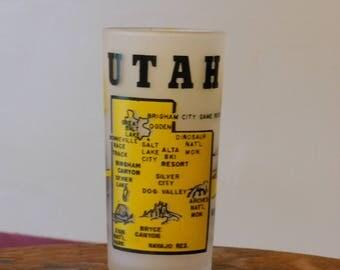 Vintage Utah Glass