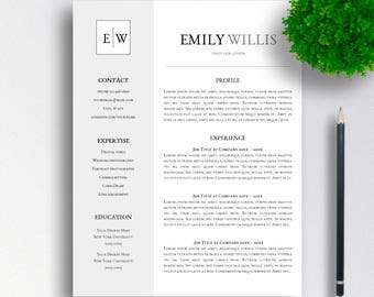 sale professional resume template cv template cover letter for word professional resume design instant