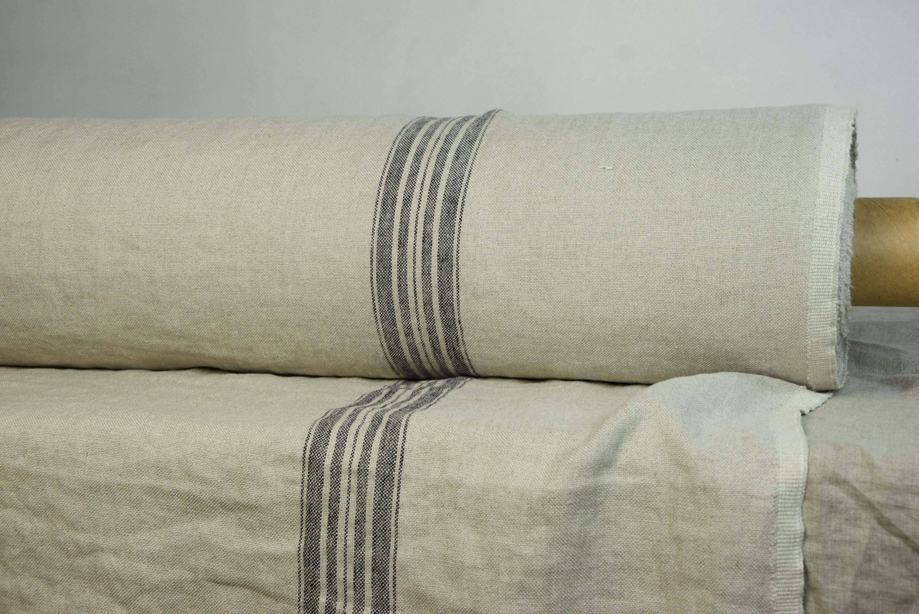 340gsm di tessuto in lino 100 puro francese di grano modello for Modello di paese francese