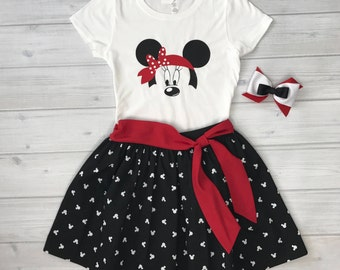 Minnie Pirate Outfit, Cruise Outfit, Minnie Pirate, Disney Cruise, Pirate Night, Cruise Sets, Disney, Pirate Minnie
