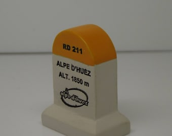 Alpe D'Huez Km Marker Milestone Tour de France Mountains