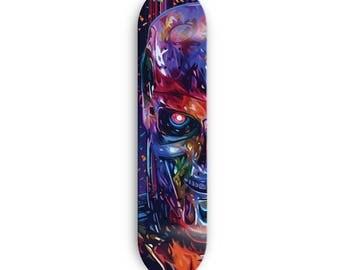 Skateboard T800 by Alessandro Pautasso