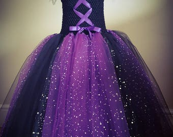 A gorgeous Maleficent Inspired dress!