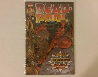 Deadpool #1, Marvel Comics, 1997