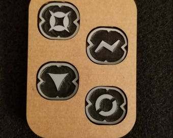 Power Tokens for use with Imperial Assault