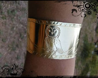 Owl Medicine Bracelet